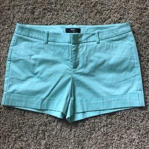 Brand New Aqua Shorts